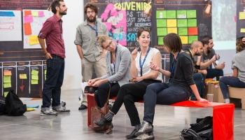 Goteo y #LearnByFunding en Idea Camp 2015