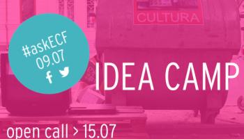 Idea Camp: Convocatoria abierta para redefinir y reconfigurar el espacio público