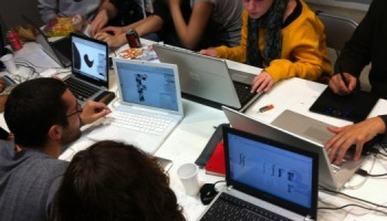 Datos que hablan: premios Goteo en el Hackathon de Periodismo de Datos Abiertos